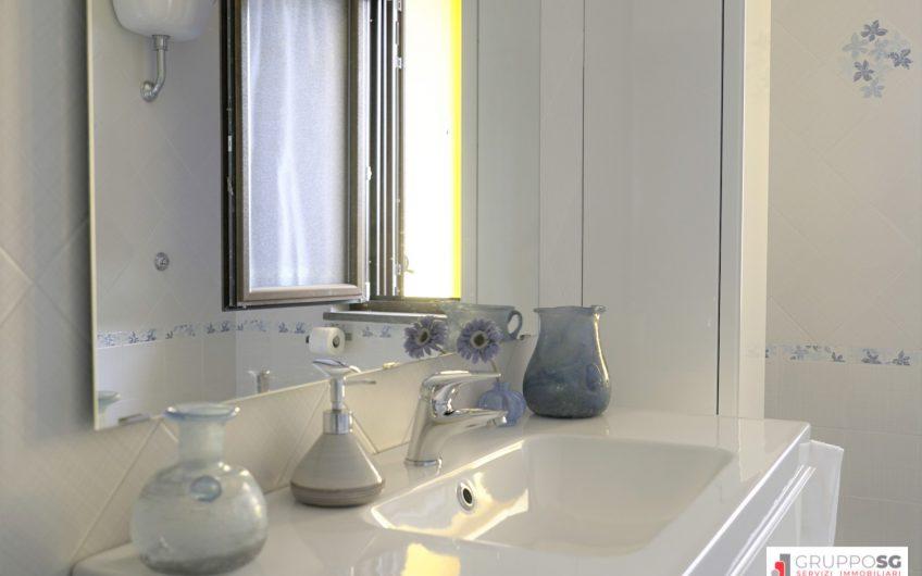 Luminoso e ben rifinito Appartamento